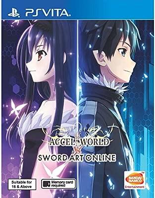 Amazon.com: PSVITA Accel World VS. Sword Art Online (English ...