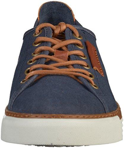 Herren 15 460 Blau Sneakers camel active zqTRSSH