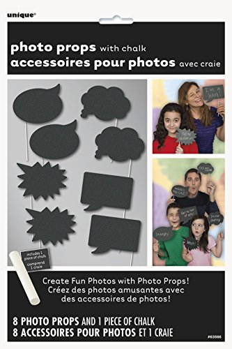 Chalkboard Photo Booth Props, (Hilarious Halloween Costumes Diy)