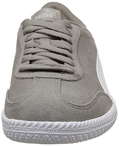 Gris 09 elephant Sneakers Skin Astro White Basses Cup Puma Mixte puma Adulte YH7AWwq