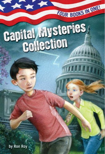 Capital Mysteries Collection (A Stepping Stone Book(TM)) by Random House Books for Young Readers