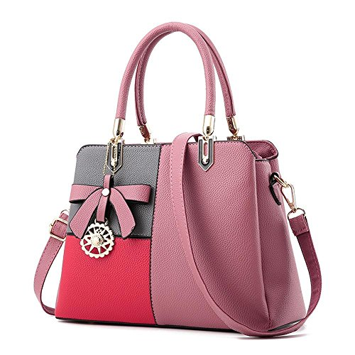 Aoligei Capacité sac sac grande femme pack croix diagonale de simple sac à main épaule seule l'orthographe B