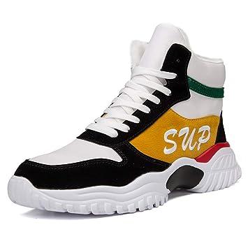 GLSHI Zapatillas de Deporte de Moda para Mujer 2018 Zapatillas de Deporte para Correr Al Aire Libre en el Interior de Las Zapatillas Deportivas.