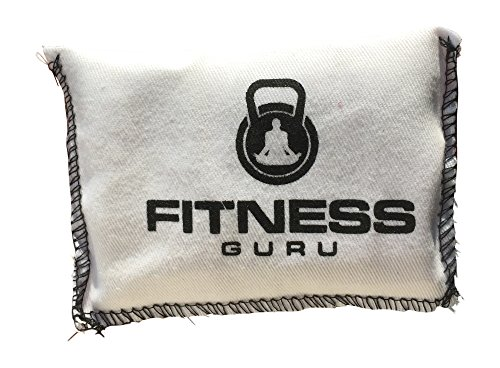 Fitness Guru Non-Slip Rosin Bag ✮ Better Grip in Yoga, Baseball, Bowling, Tennis and Other Sports ✮ Anti-Slip Grip Enhancer ✮ Strong, Dry, Firm Grip Throughout Practice