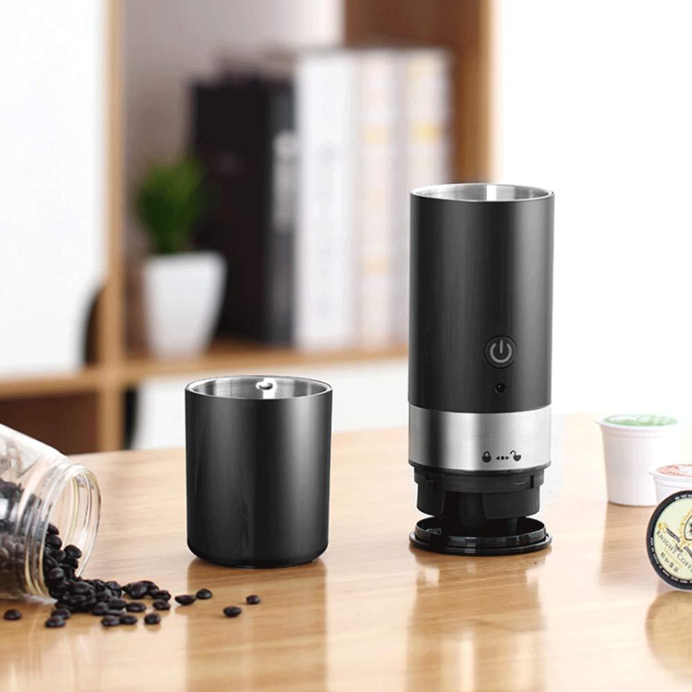 Cafetera portátil para café exprés, máquina de café ...