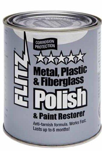 Flitz Metal Polish Fiberglass Restorer