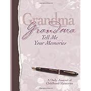 Grandma, Tell Me Your Memories Heirloom Edition