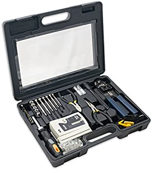 Syba 50 Piece Computer Network Installation Tool Kit