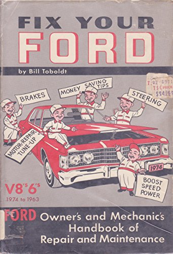 Fix Your Ford 1969-1954 All Fords