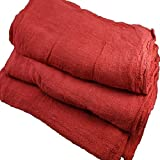1000 NEW RED SHOP TOWELS GA TOWELS RAGS BRAND MECHANICS INDUSTRIAL GRADE …