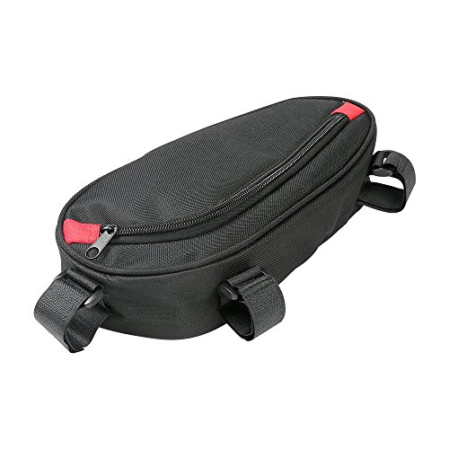 Uzexon Dreieck Fahrrad Rahmen Tasche, Umhängetasche Wasserdicht für Draussen Sport