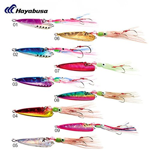 Rapala Fishing Hayabusa Kick Bottom 150g: Model 3