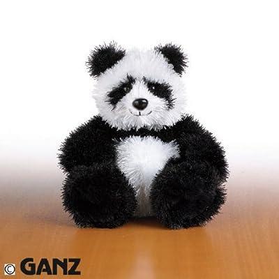 Webkinz Ganz HS111 - Lil'Kinz Panda Soft Toy 17 cm: Toys & Games