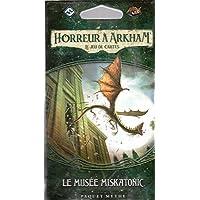 Asmodee - Horreur à Arkham - Ext. Le Musée Miskatonic, FFJCHA03
