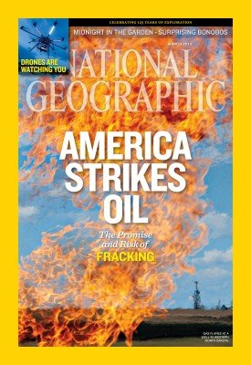 National Geographic Magazine, March 2013