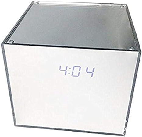 Accesorios de monitor, caja de pañuelos de vigilancia súper oculta, caja de reloj electrónico, es adecuado para mini cámara y cámara de movimiento pequeña.: Amazon.es: Electrónica