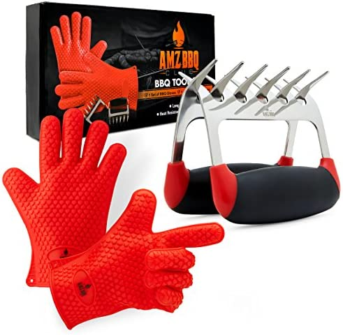 AMZ BBQ CLUB Accessories Heat Resistant product image