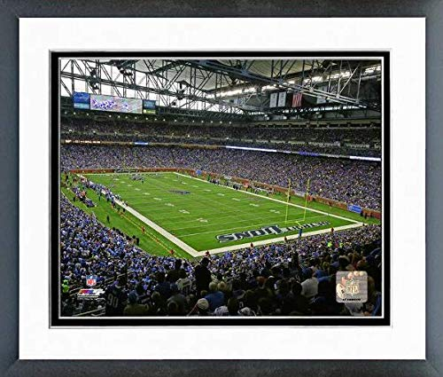 Ford Field Detroit Lions Stadium Photo (Size: 12.5