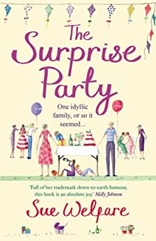 The Surprise Party by [Welfare, Sue]