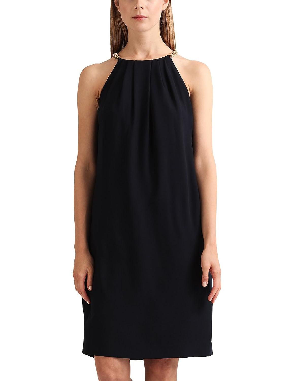 APART Fashion Damen Partykleid Work Navy-Beige günstig kaufen