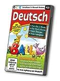 Deutsch - PC-Lernsoftware für die 1. & 2. Klasse