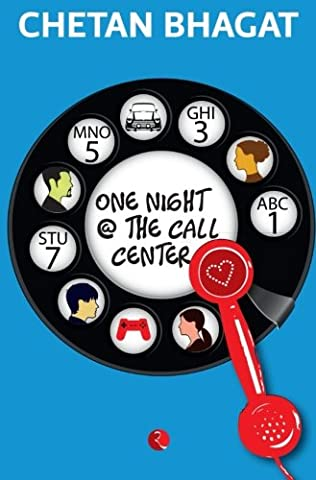 book cover of One Night at the Call Centre