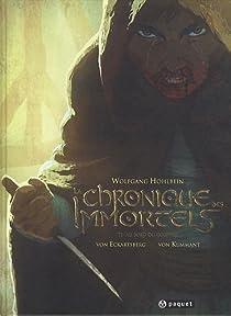La chronique des immortels, BD Tome 2 : Au bord du gouffre 2 par von Eckartsberg