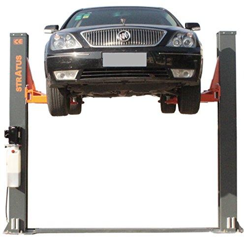 Stratus BasePlate 10,000 lbs Capacity Car Lift Auto Hoist