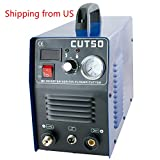 Zorvo Potable CUT-50 Inverter Digital Air Cutting Machine Plasma Cutter Machine Welder (110V)