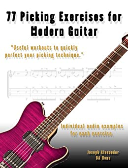 Picking Exercises Modern Guitar Technique ebook
