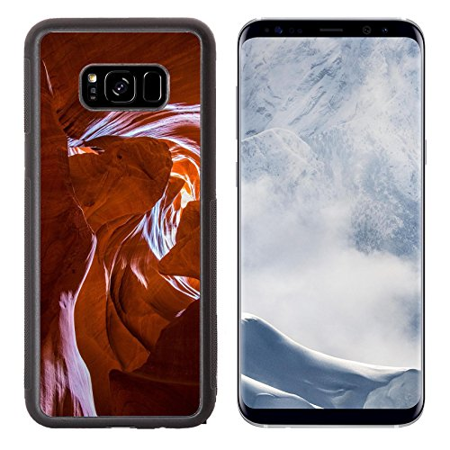 Basic Cool Peppermint Natural (Liili Premium Samsung Galaxy S8 Plus Aluminum Backplate Bumper Snap Case The beautiful canyon colors of Antelope Canyon Arizona 28034219)
