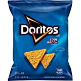Doritos Cool Ranch Flavored Tortilla Chips, 1.75 Ounce (Pack of 64)