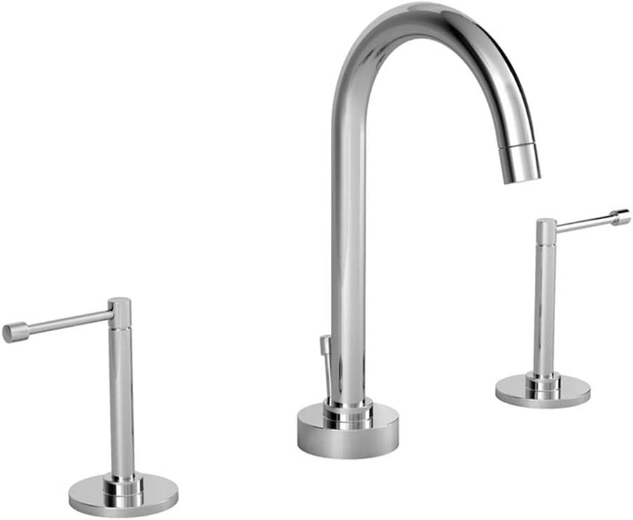 Jado 847103 150 Stoic Widespread Lavatory Faucet With Pixie