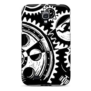 Anti-Scratch Cell-phone Hard Cover For Samsung Galaxy S4 With Allow Personal Design High-definition Rise Against Skin KerryParsons