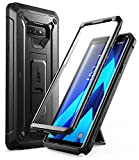 #3: Samsung Galaxy Note 9 Case, SUPCASE Full-Body Rugged Holster Case Built-in Screen Protector & Kickstand Galaxy Note 9 (2018 Release), Unicorn Beetle Pro Series - Retail Package (Black)
