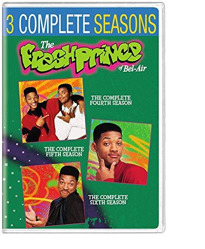 Fresh Prince of Bel-Air, The: Seasons 4-6 (3Pk)