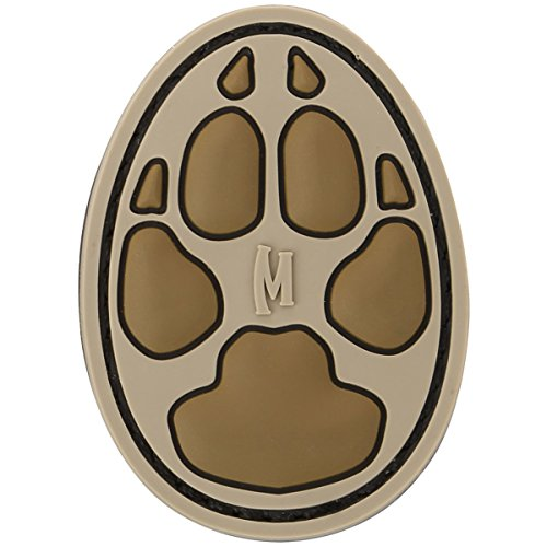 Maxpedition Dog Track Patch, Arid, 1