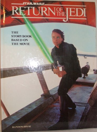 Return of the Jedi Storybook by Joan D. Vinge
