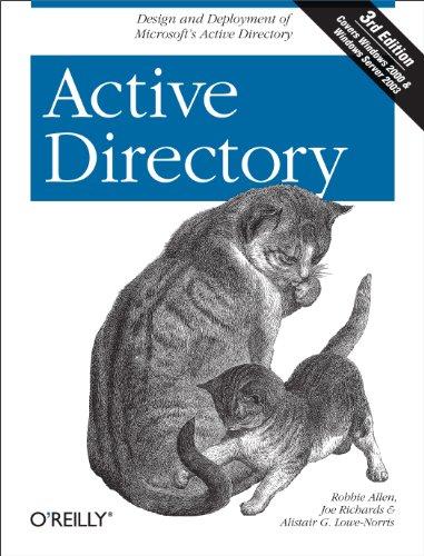 Active Directory Epub