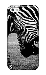 Iphone High Quality Tpu Case/ Zebra YstrKIo5181btTLG Case Cover For Iphone 4/4s