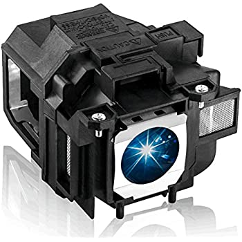 Amazon.com: Replacement projector lamp ELPLP67 / V13H010L67 WITH ...