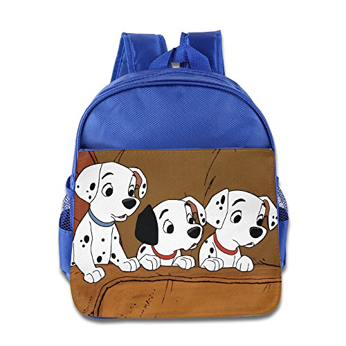 101 Dalmatians Movie Wallpaper Kids School Backpack Bag