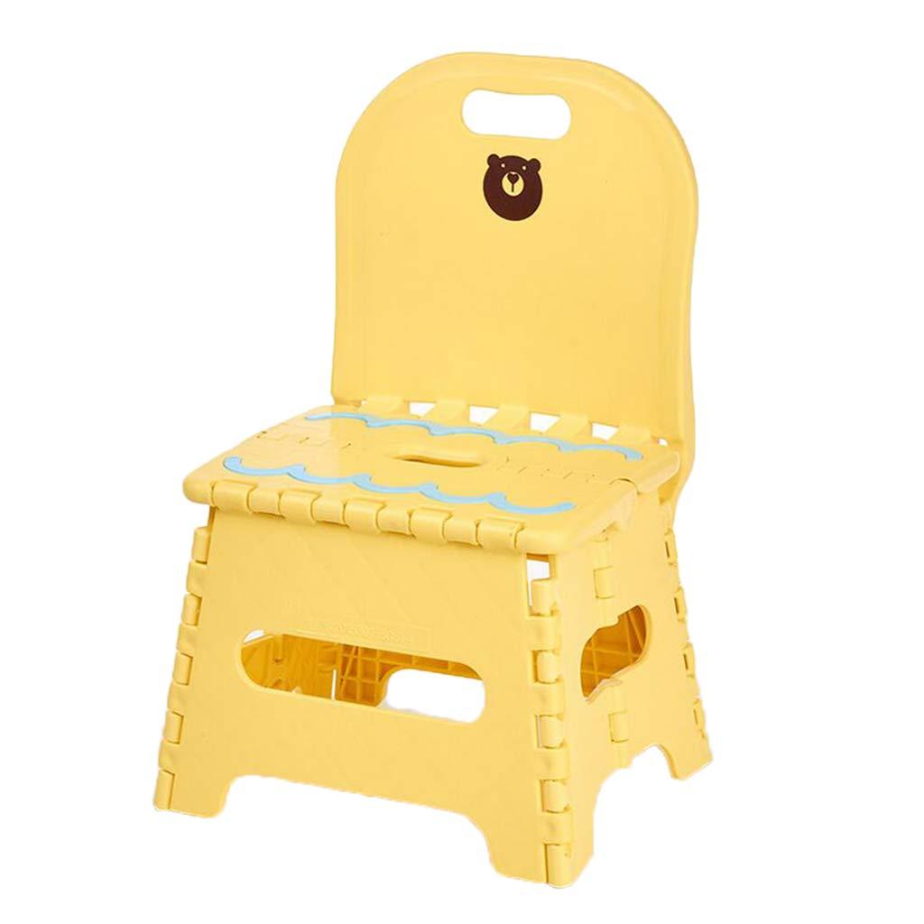 Awe Inspiring B Blesiya Kids Plastic Foldable Chair Step Stool With Evergreenethics Interior Chair Design Evergreenethicsorg