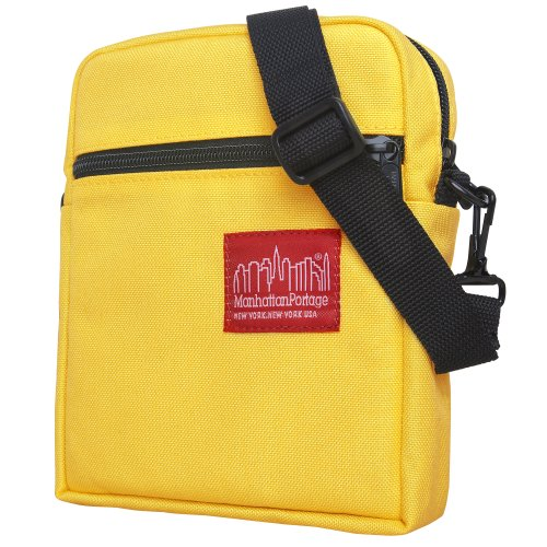 Lights bandolera Manhattan en SM amarillo Portage City Bolso OwqASg