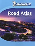 img - for Michelin USA, Canada, Mexico Road Atlas (Michelin North America Road Atlas (Midsize)) by Michelin Travel & Lifestyle (16-Jun-2012) Paperback book / textbook / text book