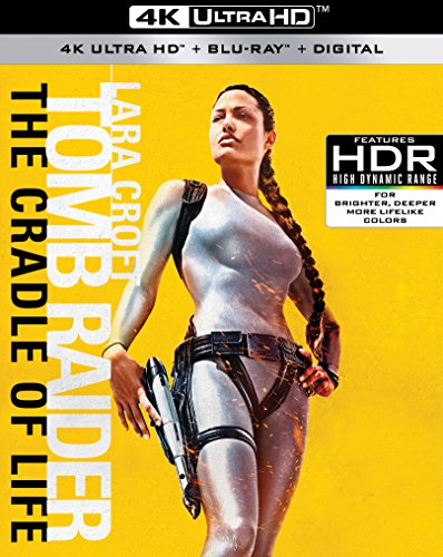 Amazon Com Lara Croft Tomb Raider The Cradle Of Life Blu Ray Lara Croft Tomb Raider Cradle Of Life Movies Tv