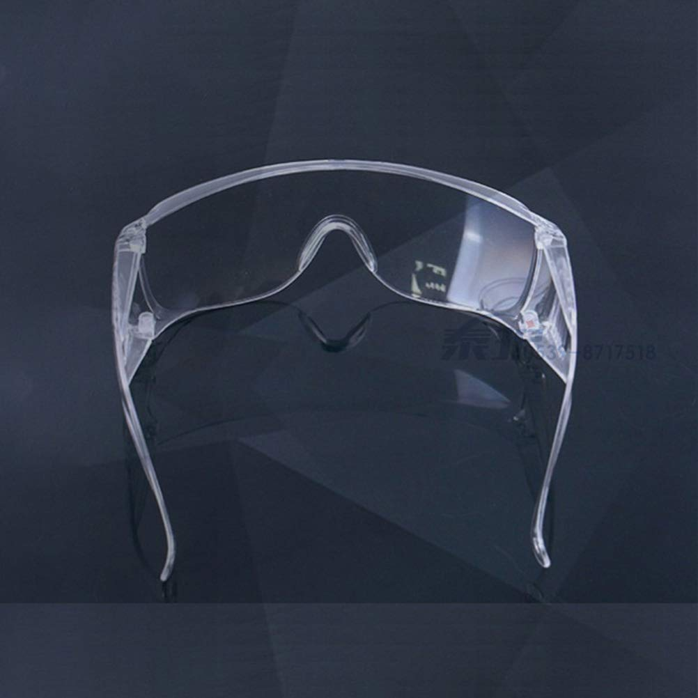 SUPVOX Safety Glasses Eyewear Personal Protective Equipment Motorcycle Goggles Dust Wind Splash Proof Impact Resistance for Working