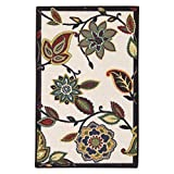 Waverly Fancy Free And Easy Lively Trail Onyx Area Rug By Nourison