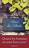 Place des tilleuls par Duplessy-Rousée