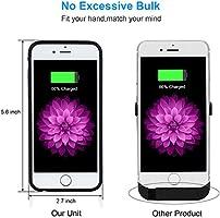 ecf6237329b Caso del iPhone 6S batería, iPhone 6 cargador recargable caso ...
